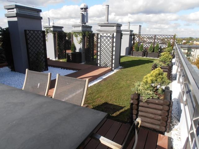 Ogród na dachu