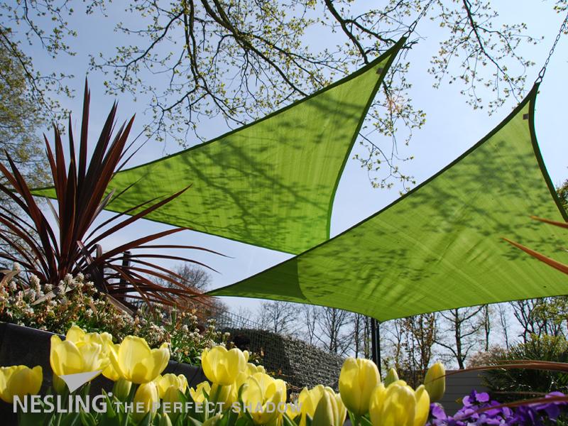 Żagiel przeciwsłoneczny Nesling